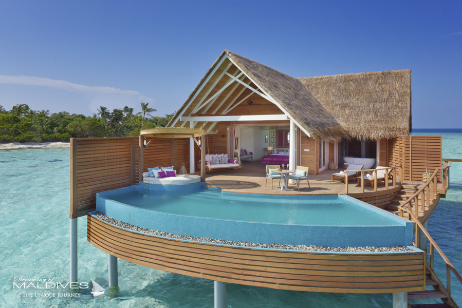 Milaidhoo Water Pool Villas