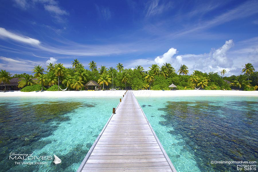 Mirihi Maldives - Number 8 Maldives TOP 10 Resorts 2014