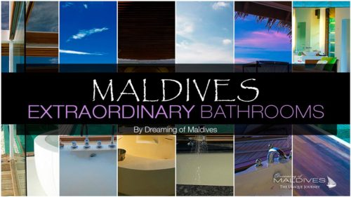 photos of the most beautiful and extraordinary bathrooms we've seen in Maldives-Best Most Beautiful Bathrooms Top Most Beautiful Bathrooms In Maldives