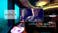 Mr Hudson performing at Subsix Niyama Maldives Underwater Night Club !