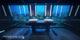 The undersea suite bathroom that sits five metres (16.4 feet) below sea level