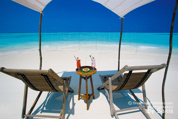 Chill-Out in Maldives Listen to cool Music