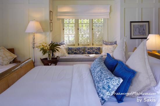 Naladhu Maldives - Photo Gallery. House bedroom