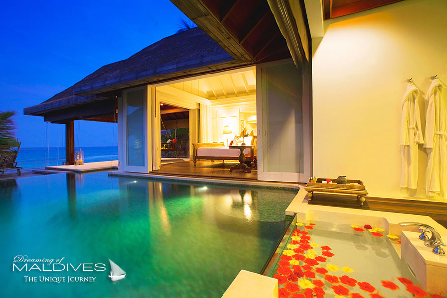 10 Villas in Maldives to Inspire you for Valentine's Day