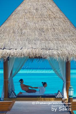 Naladhu Maldives - Photo Gallery. The Spa at Anantara