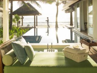 Naladhu Maldives Ocean Retreat - View on the outside