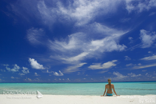 Maldives Photo of The Day : Never Stop Dreaming