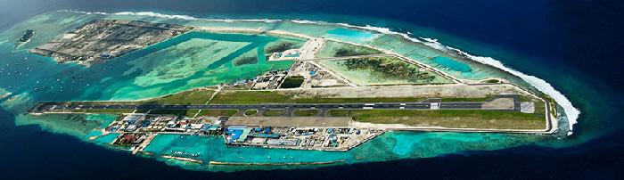Velana Airport new extension project.