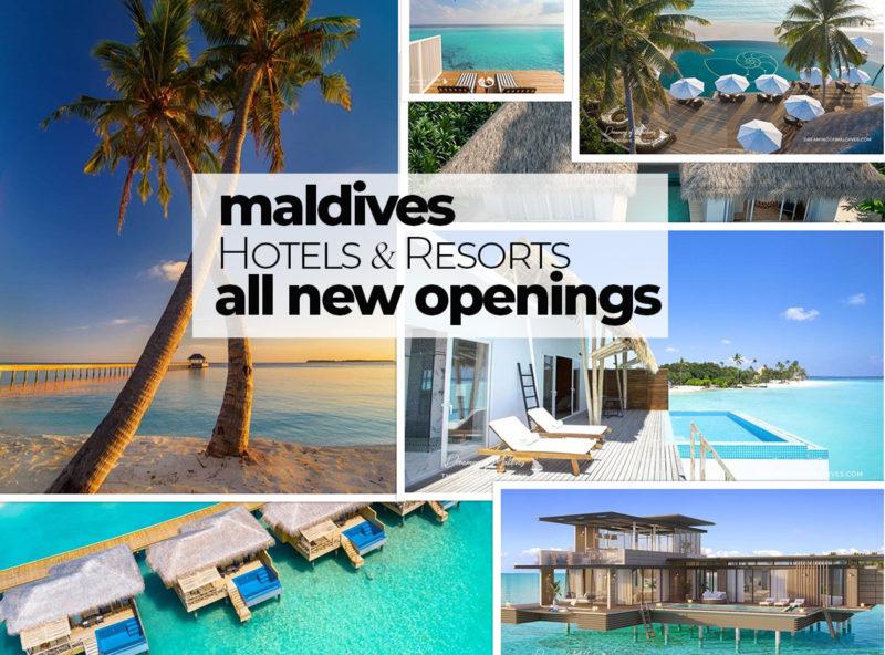 All Maldives New Resorts