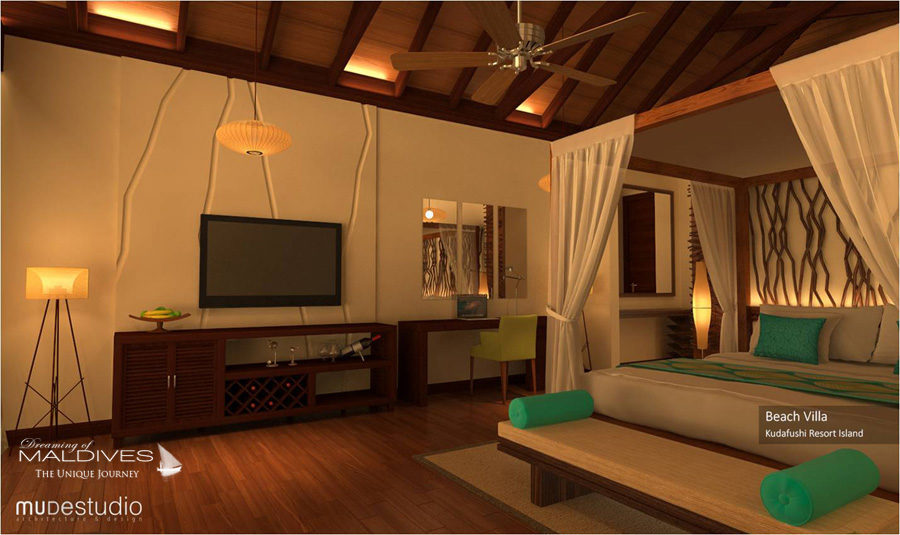 new resort maldives 2016 kudafushi
