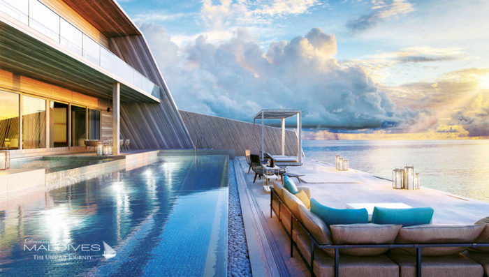 new resort maldives opening st regis vommuli