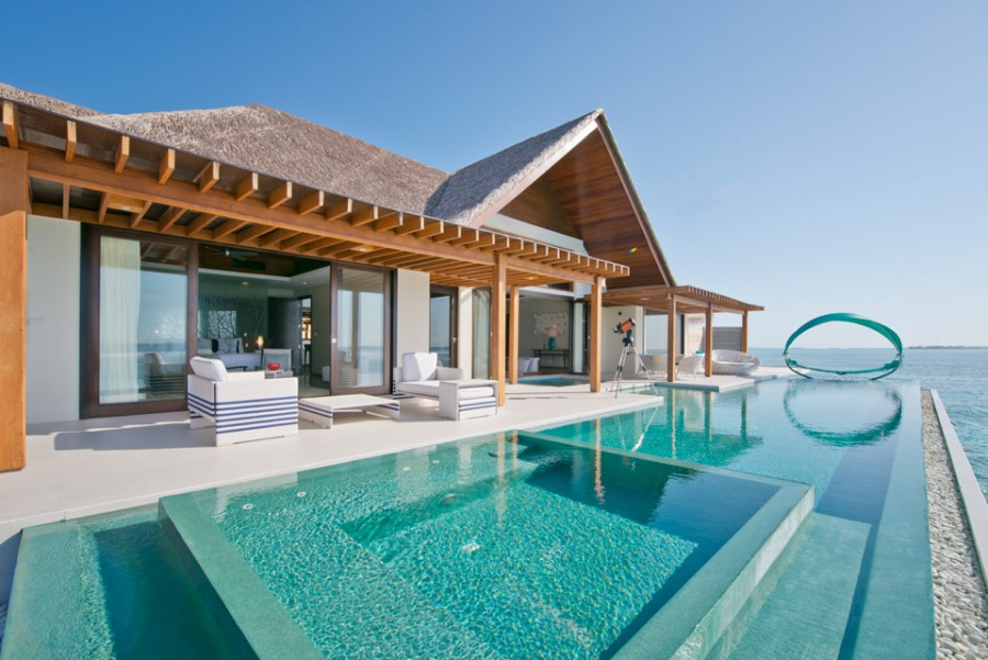 Niyama Maldives - Ocean Pavilions - Outdoor view