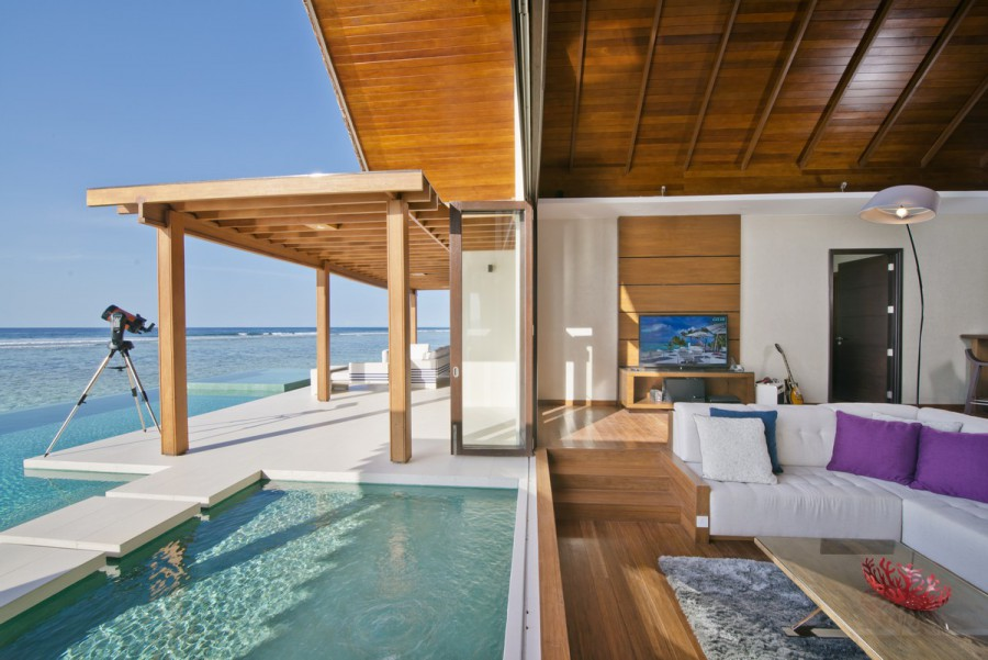 Niyama Maldives - Ocean Pavilions - Outdoor view 2