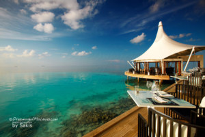 Photo of The Day : Dream of a Restaurant at Niyama Maldives