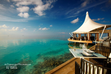 Photo of The Day : Dream of a Restaurant at Niyama Maldives