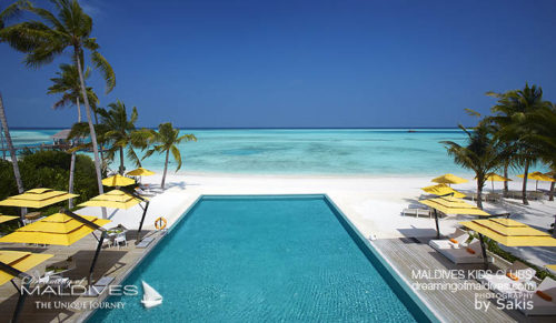 Maldives Family Hotel Per Aquum Niyama Pool