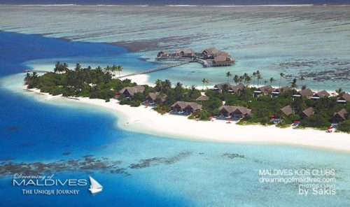 Maldives Family Hotel Per Aquum Niyama Family Beach Villas