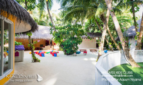 Maldives Family Hotel Per Aquum Niyama Kids Club