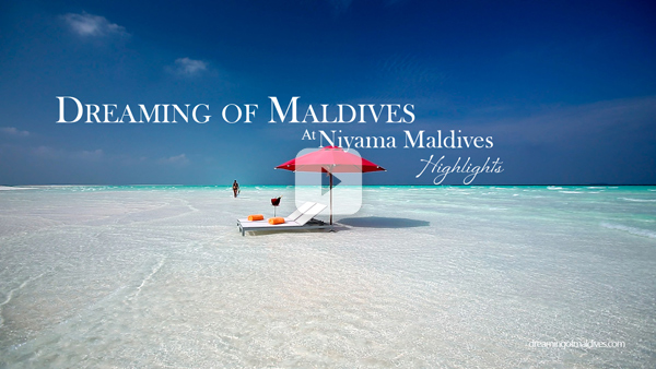 Video of The Island resort Niyama Maldives