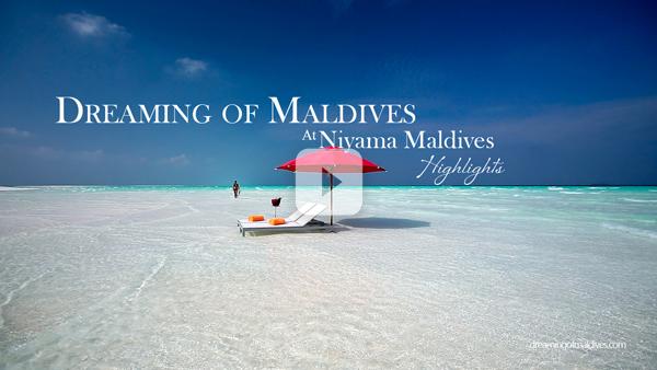 Video of The Island resort Niyama Maldives