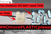 Action against Plastic in Maldives. When Six Senses Laamu takes it to another level and other thoughts