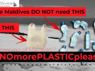 Plastic Pollution MAldives. A pledge for NO MORE PLASTIC