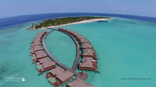 Noku Maldives Opening Date : August 2018
