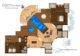 Huvafen Fushi Maldives Ocean Pavilion Floorplan
