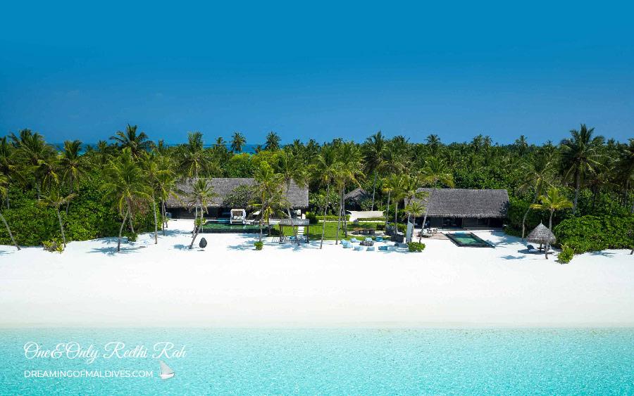The Villas at One & Only Reethi Rah Maldives