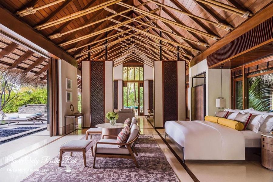 Grand Beach Villa at One & Only Reethi Rah Maldives