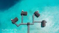 One&Only Reethi Rah. An Iconic Maldives Resort. Visit & Photo Gallery