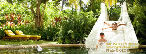 Maldives Family Hotel One&Only Reethi Rah Kids Activities