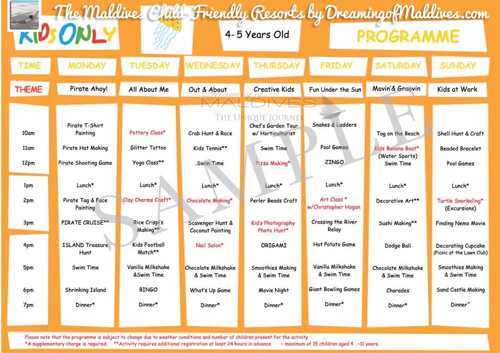 one-only-reethi-rah-maldives-kids-club-program