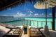 Ozen at Maadhoo Maldives.View from a Water Villa