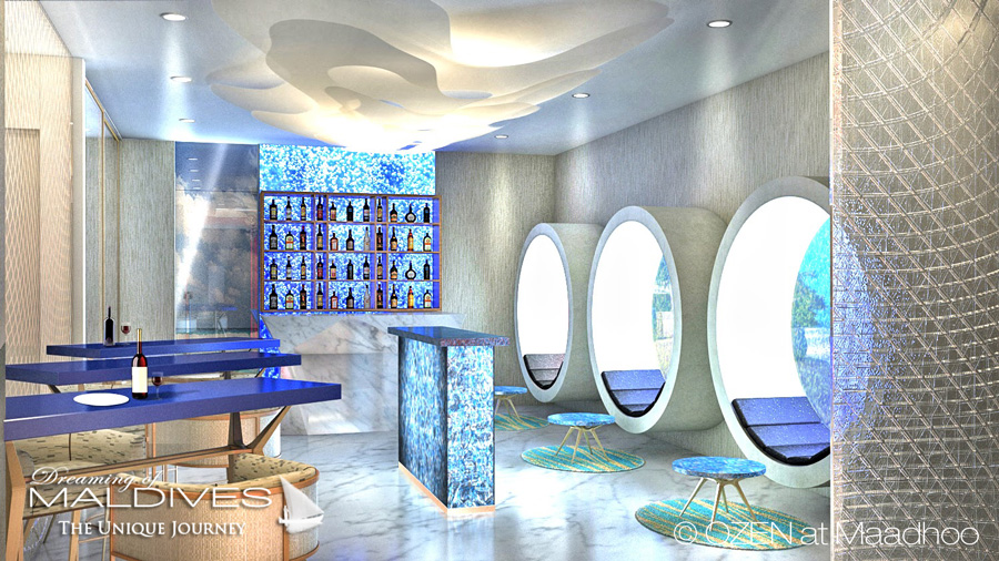 OZEN Maldives M6m UNDERWATER Restaurant-All Inclusive