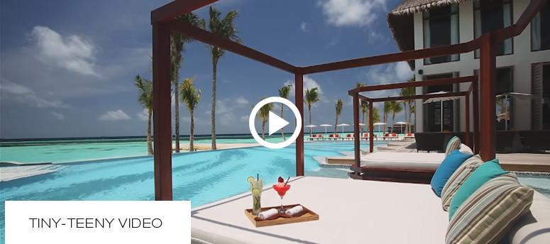 OZEN at Maadhoo Video