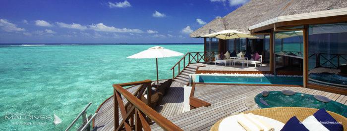 Huvafen Fushi Maldives Photo Gallery