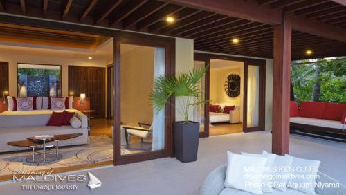 Maldives Family Hotel Per Aquum Niyama Family Villa