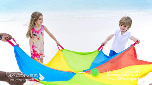 Maldives Family Hotel Per Aquum Niyama Kids Activity