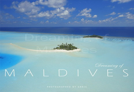 Dreaming of Maldives Photo Book