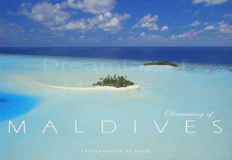 Dreaming of Maldives Photo Book