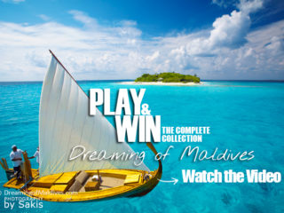 Play and Win The Complete Dreaming of Maldives Collection