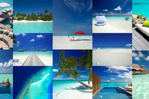 Amazing Places and Hotels in Maldives