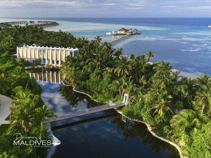 Pullman Maldives Maamutaa Resort The Island Opening.