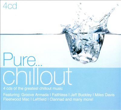 Pure…Chillout- track 06 Melt-Leftfield