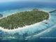 The Ritz-Carlton Maldives Island Aerial View