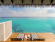 Saii Lagoon Maldives overWater Villa With beautiful lagoon view