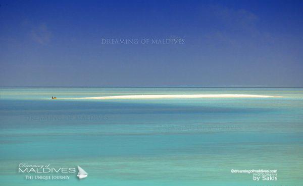 photos of various sandbanks in maldives