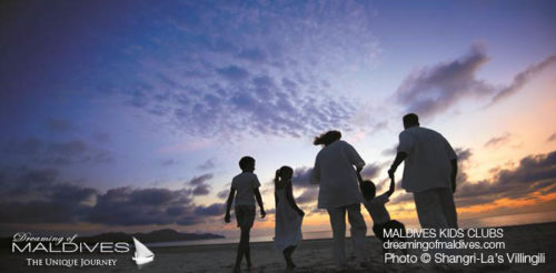 Maldives Family Activities Shangri-La's Villingili