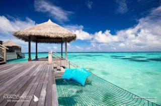 Shangri La Villingili Maldives Best Maldives Water Villa Villa Muthee